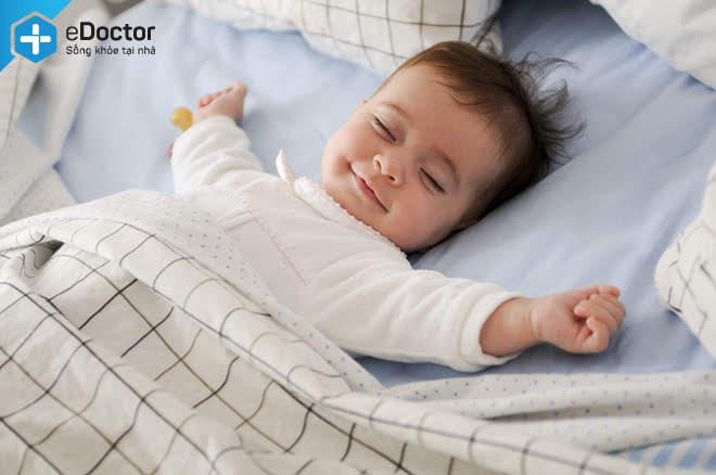 eDoctor - Trẻ bị sốt có nên nằm phòng có máy điều hoà không?