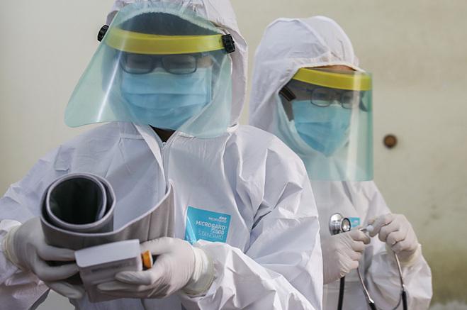 eDoctor - WHO: Việt Nam đang ứng phó tốt dịch corona
