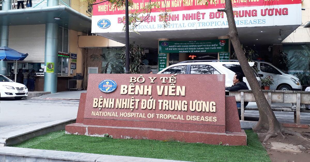 eDoctor - Hai bệnh nhân nhiễm virus corona ở Vĩnh Phúc xuất viện
