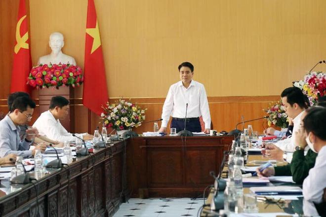 eDoctor - Chủ tịch Hà Nội giải thích về 20 ca nhiễm nCoV ở ngoài cộng đồng