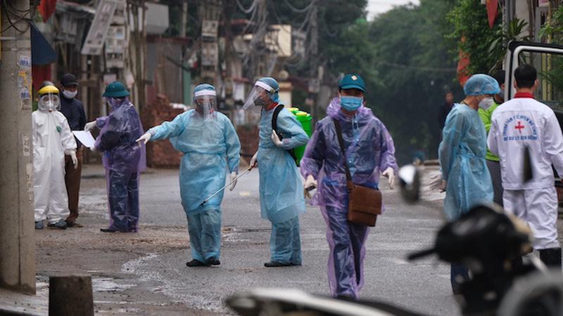 Cập nhật tình hình đại dịch toàn cầu 08-04