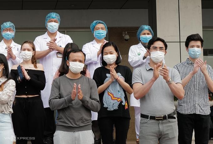 eDoctor - Bệnh nhân 137 dương tính trở lại sau xuất viện