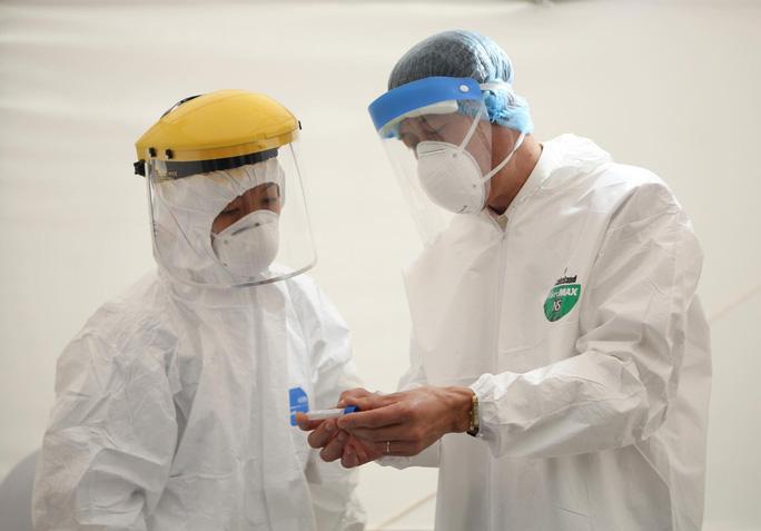 Thử nghiệm bước đầu thành công vaccine Covid-19 tại Việt Nam