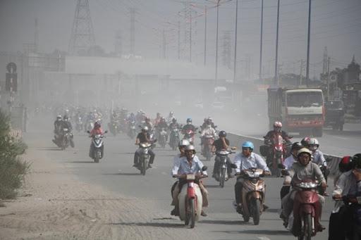 eDoctor - Ô nhiễm không khí báo động tại TPHCM và HN