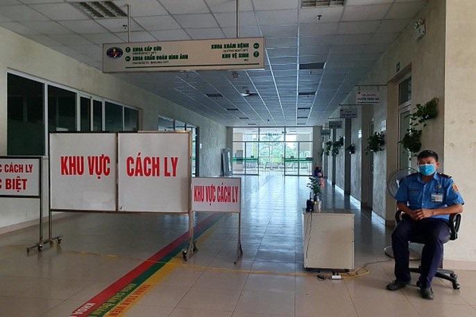 17/18 ca mắc mới COVID-19 chiều 4/8 liên quan đến BV Đà Nẵng, Việt Nam có 670 ca bệnh