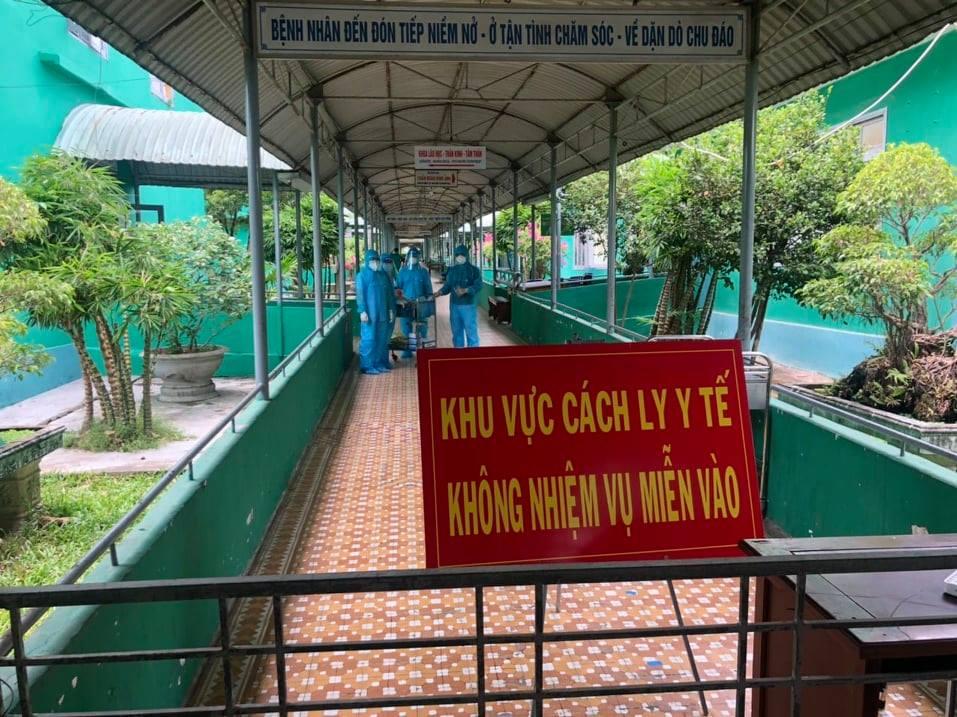 eDoctor - Thêm 10 ca mắc mới COVID-19 liên quan đến BV Đà Nẵng, Việt Nam có 652 ca