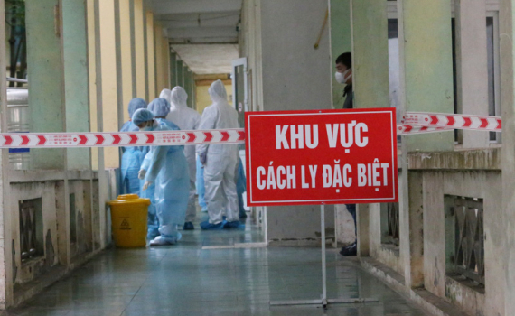 eDoctor - Thêm 6 ca mắc mới COVID-19, trong đó 4 ca ở Đà Nẵng, Việt Nam có 847 bệnh nhân