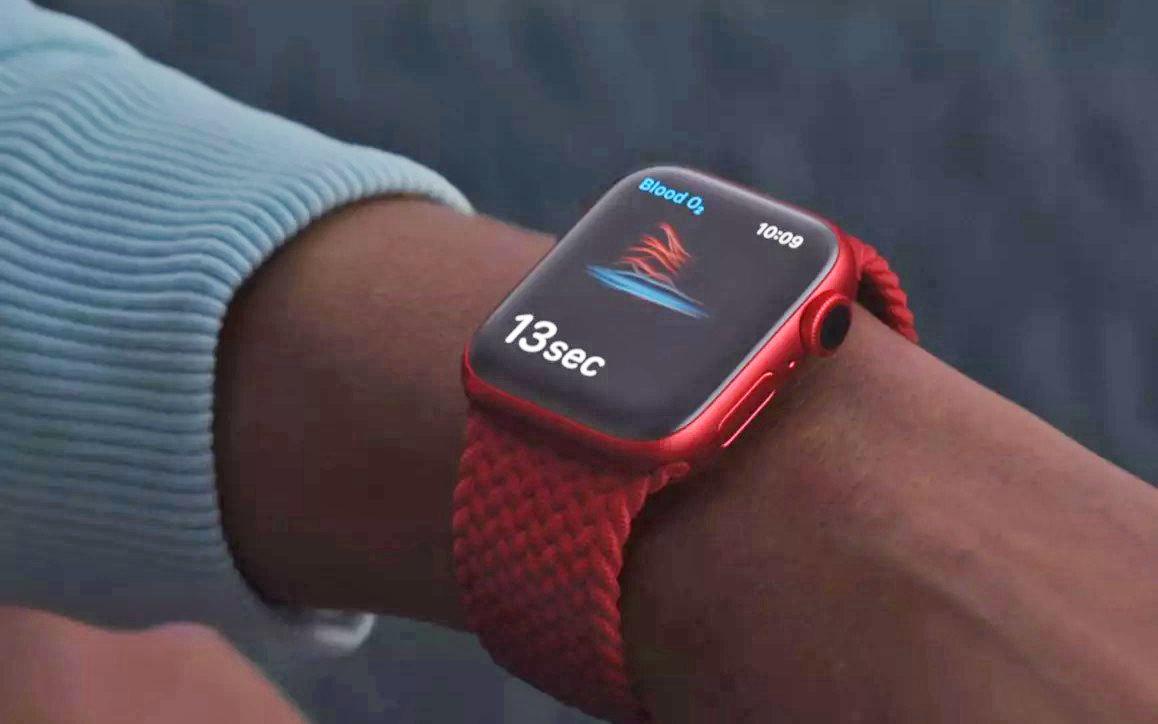 eDoctor - Tính năng đo nồng độ oxy trong máu trên Apple Watch Series 6 không có tại Việt Nam