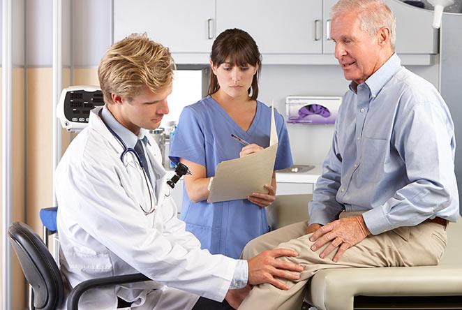 eDoctor - Bệnh xương khớp thường gặp ở tuổi trung niên