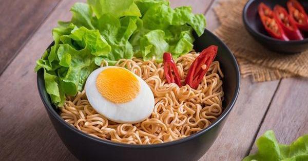 Sử dụng thực phẩm ăn liền an toàn