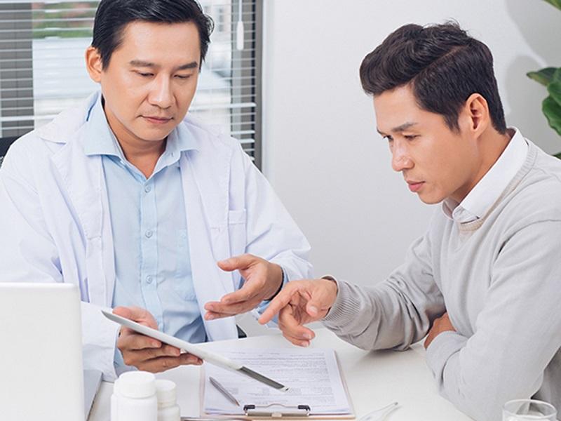 eDoctor - Tầm soát ung thư vú và tiền liệt tuyến di truyền ở nam giới với xét nghiệm DNA