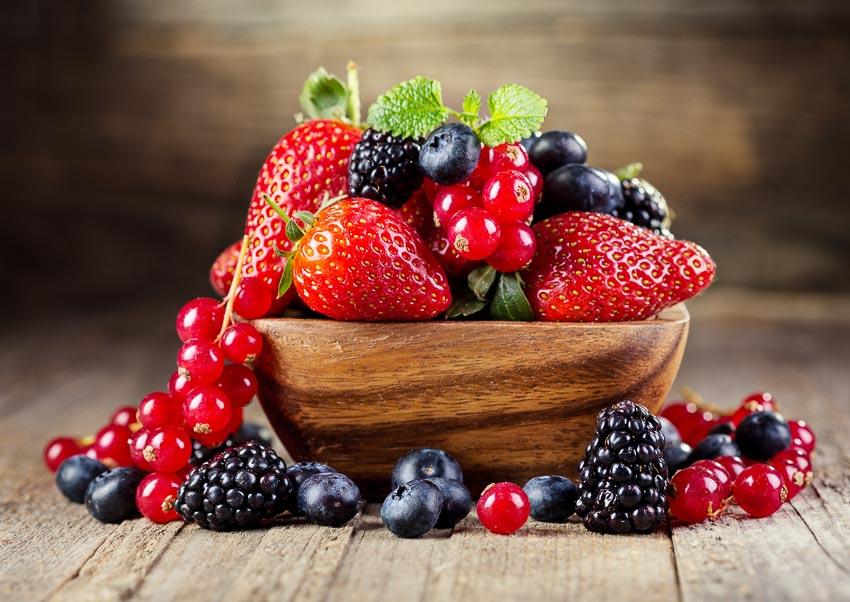 eDoctor - Flavanols - hợp chất có trong trà, trái cây họ berry và táo có thể giúp giảm huyết áp cao