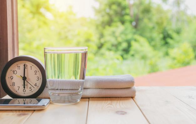 eDoctor - Bạn có đang uống nước đúng thời điểm và đúng cách?