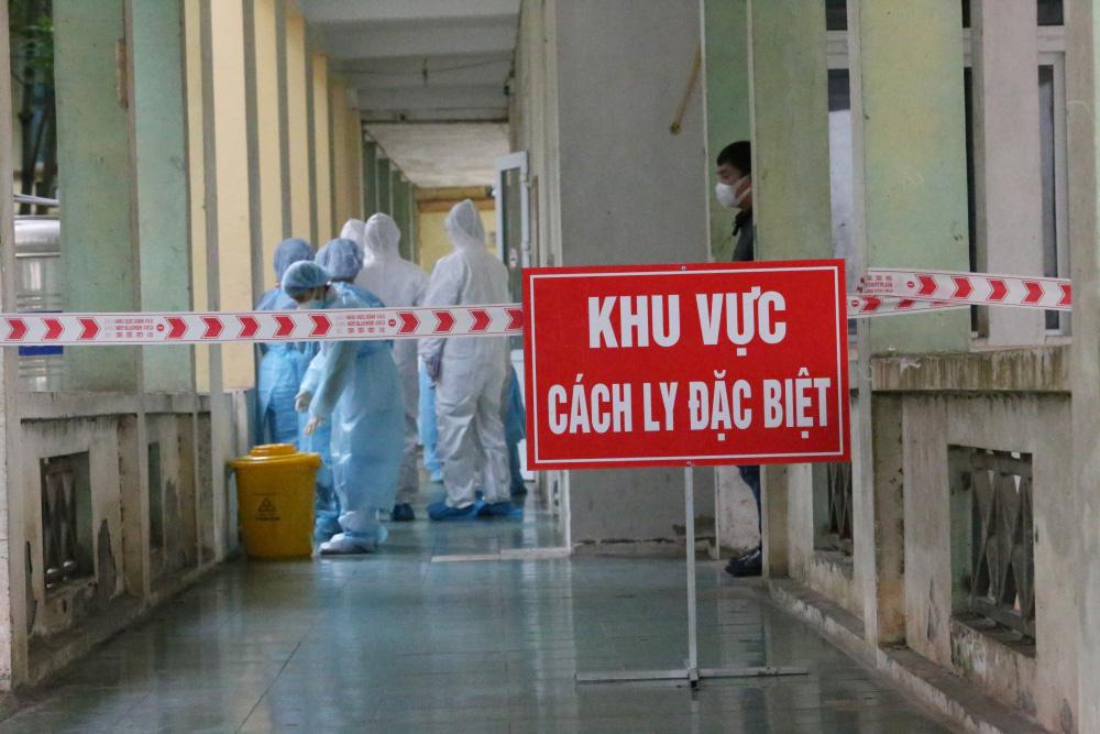 eDoctor - Chiều 2/12, thêm 7 ca mắc mới COVID-19, Việt Nam có 1.358 bệnh nhân