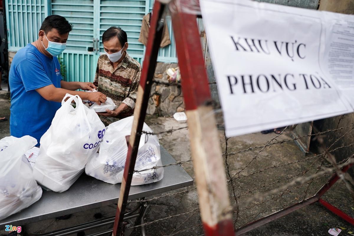 eDoctor - Một khu dân cư tại quận Gò Vấp bị phong tỏa