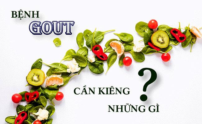 eDoctor - Chế độ dinh dưỡng cho người bị bệnh gút: Nên và không nên ăn những thực phẩm nào?