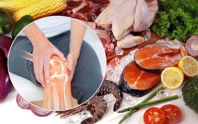 eDoctor - Thực phẩm cho người bị viêm khớp