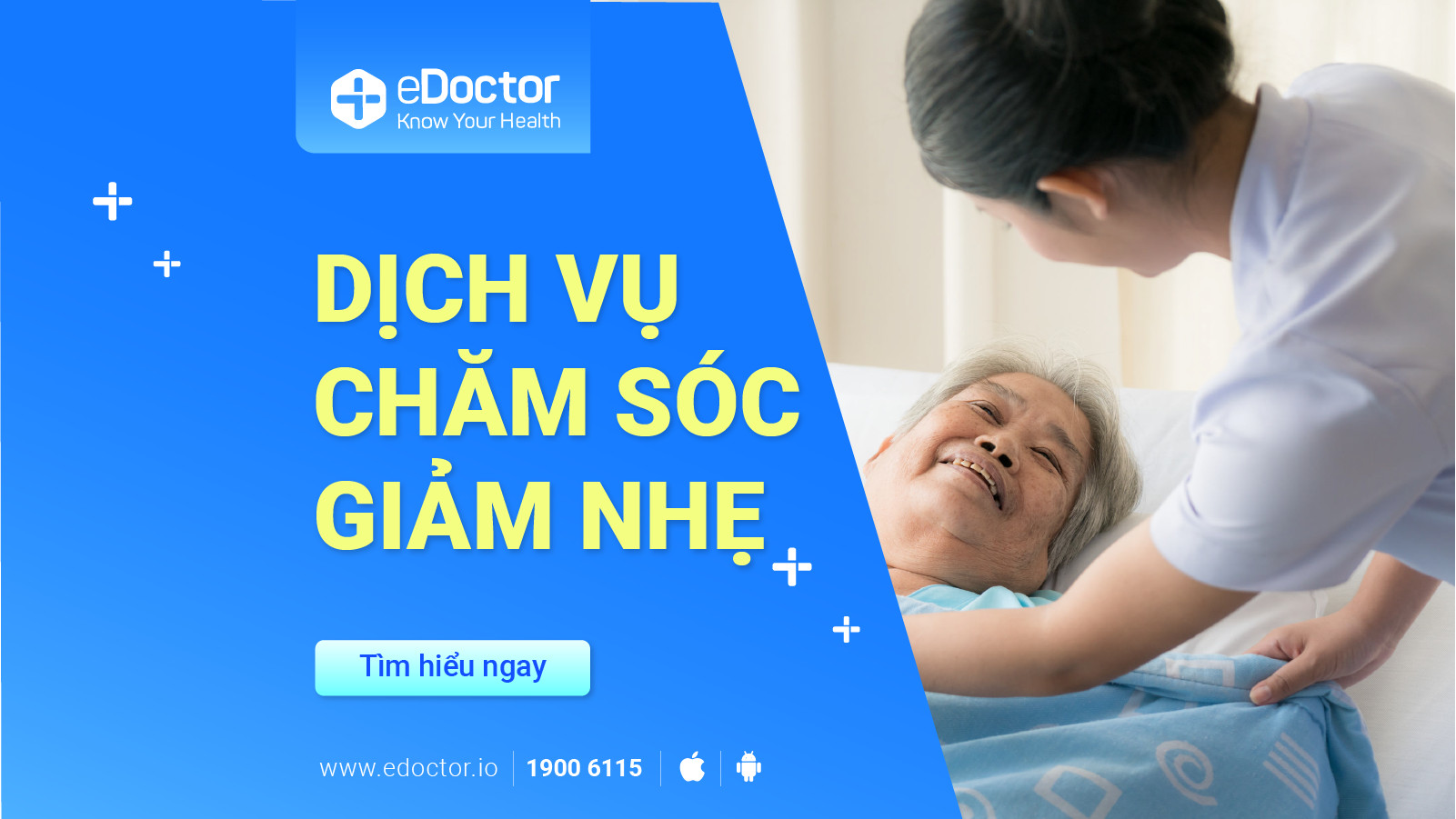 eDoctor - Chăm sóc giảm nhẹ là gì? Ai là người cần được chăm sóc giảm nhẹ?