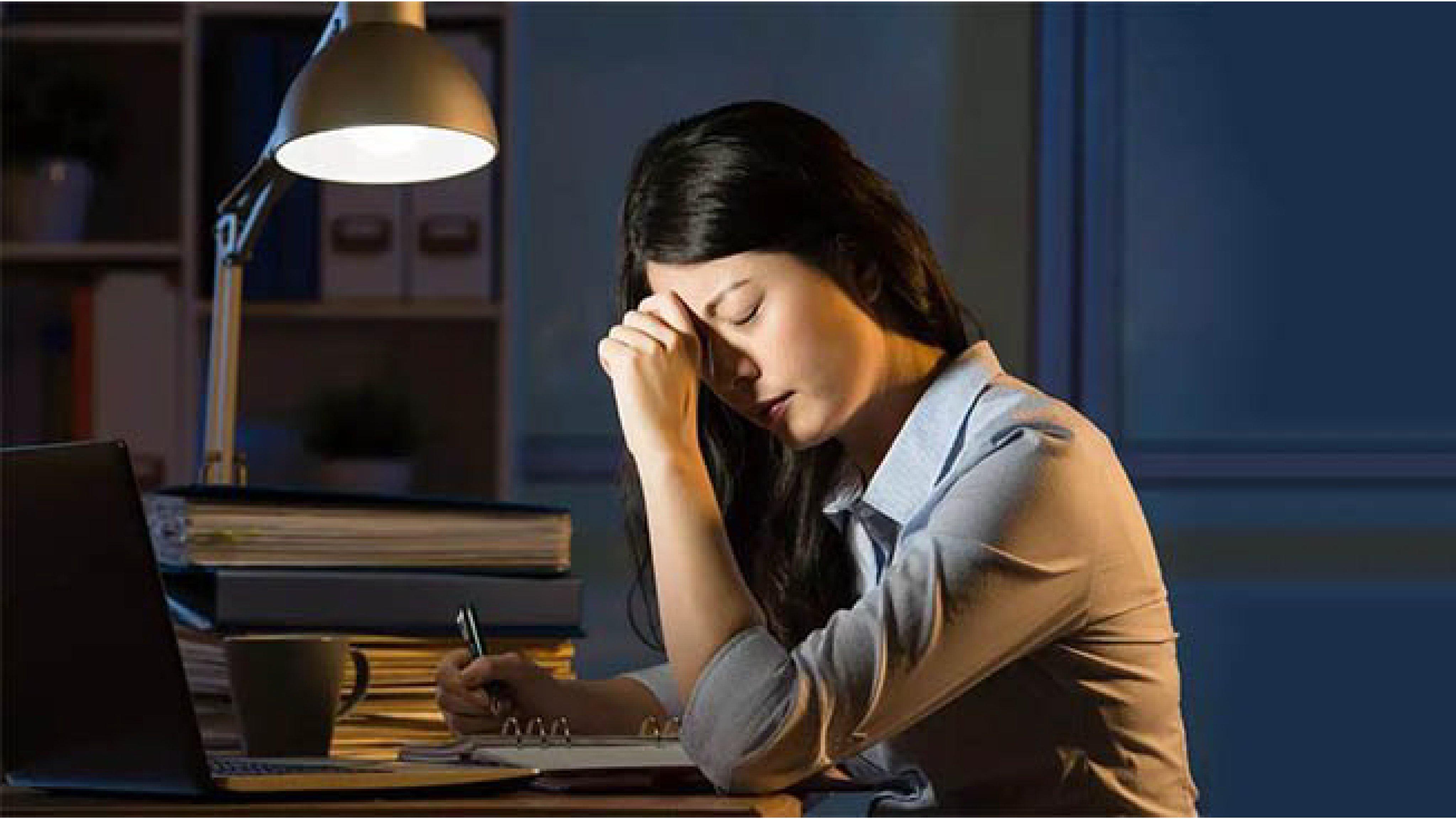 eDoctor - Thức đêm khiến cơ thể tiều tụy và rút ngắn tuổi thọ của bạn như thế nào?